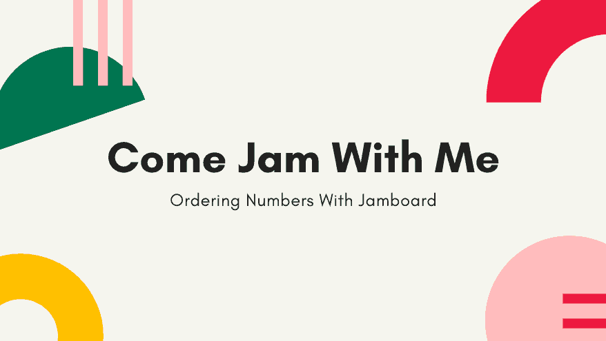 Come Jam With Me
